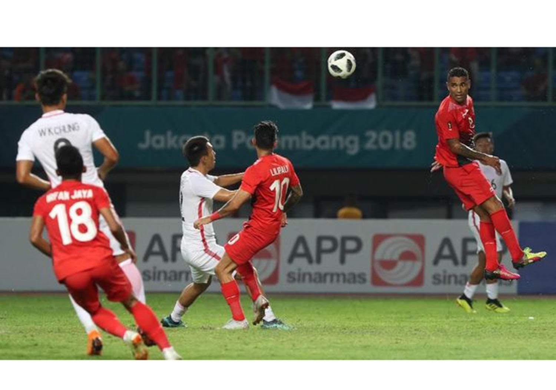 Motivasi Pelatih timnas UEA,Akhirnya Indonesia Dibantai UEA  0-5